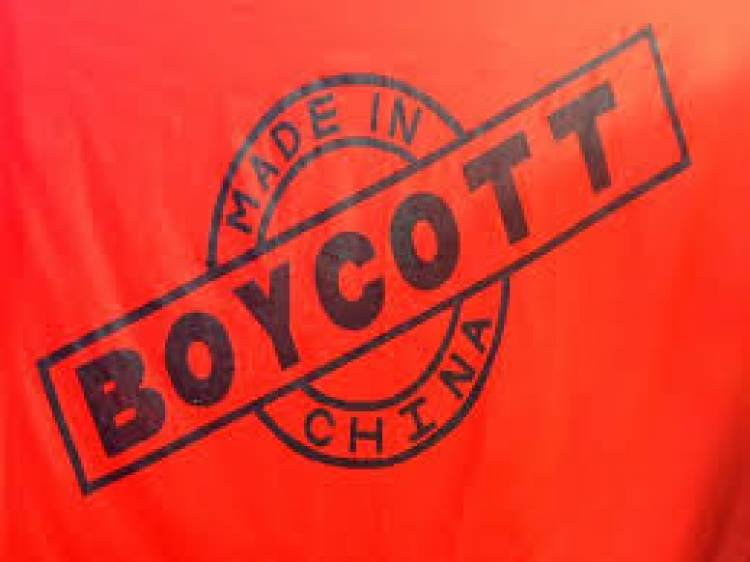 China gets a taste of its own medicine as world opts for boycott of Chinese products