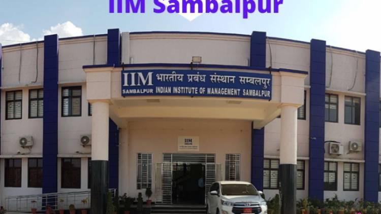 Classes commence at IIM Sambalpur in the online mode