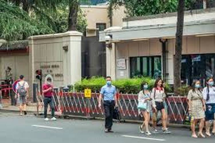 China asks US to close its Consulate in Chengdu