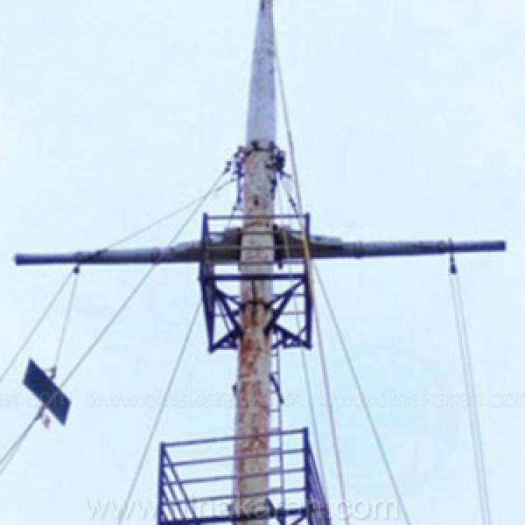 நிவர் புயல் நாளை கரையை கடக்கும் நிலையில் நாகை, காரைக்கால் துறைமுகத்தில் 5-ம் எண் புயல் எச்சரிக்கை கூண்டு ஏற்றம்