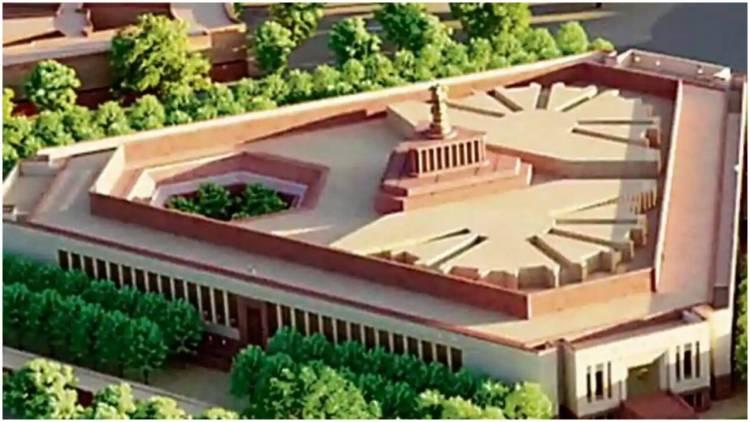 புதிய நாடாளுமன்ற கட்டிடத்திற்கு வரும்10-ம் தேதி மோடி அடிக்கல் நாட்டுகிறார்..!