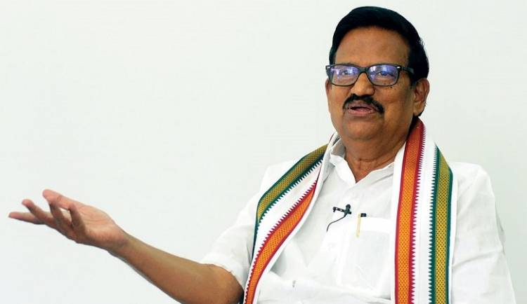 காங்கிரஸ் கமிட்டி தலைவர் கே.எஸ் அழகிரிக்கு கொரோனா தொற்று உறுதி