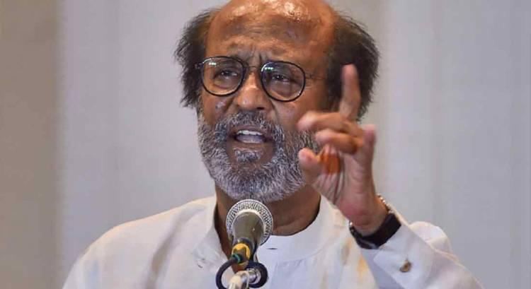நடிகர் ரஜினிகாந்த் இல்லத்திற்கு போலீஸ் பாதுகாப்பு