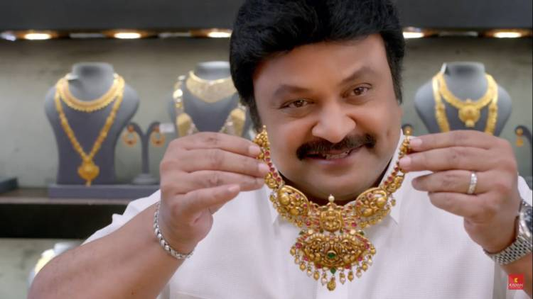 Sixth Edition of Kalyan Jewellers Trust Ad – A Star Studded Affair