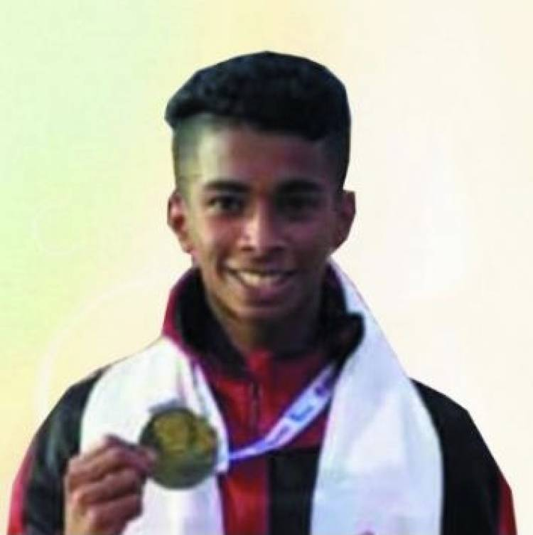 VELAMMAL SETS ANOTHER MILESTONE AT THE NATIONAL LEVEL ATHLETIC MEET