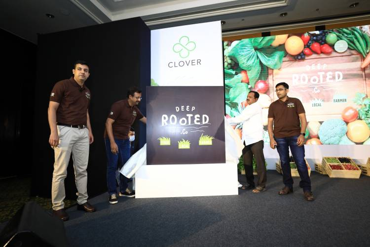 Clover Goes D2C with the Launch of New Brand 'Deep Rooted.Co'