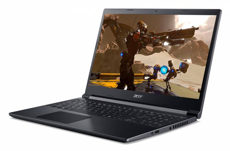 Acer launches Acer Aspire 7 gaming laptop - India's first laptop powered by AMD Ryzen™ 5000 Series Mobile Processors, on Flipkart