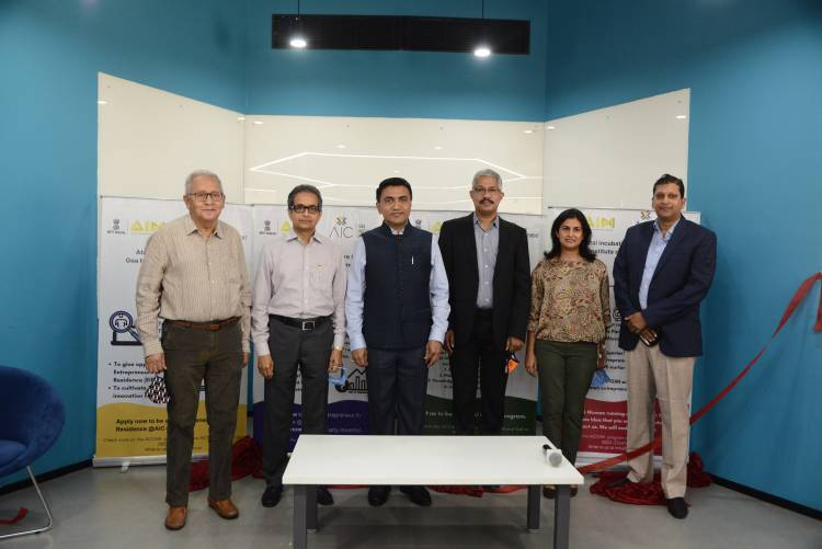 CM Pramod Sawant inaugurates new premises of Atal Incubation Centre, at GIM campus; kicks off four start-up initiatives