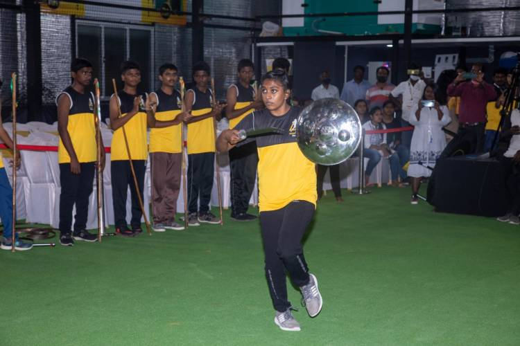 "REDEFINING HEALTH & FITNESS WITH THE LAUNCH OF  ""PARAMAGURU FITNESS VILLAGE"""