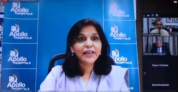 Apollo Hospitals Group puts spotlight on Health of the Nation on World Health Day