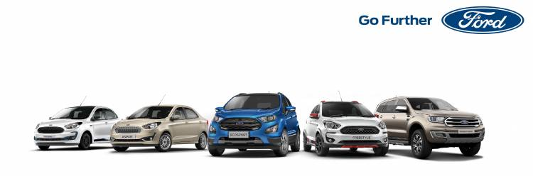 Ford Strengthens Presence Across NCR with The Opening of Adiv Ford in Delhi & Shree Pawan Ford in Noida