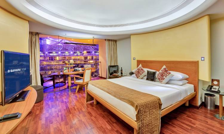 Experience a luxurious stay at Sahara Star with an irresistible package