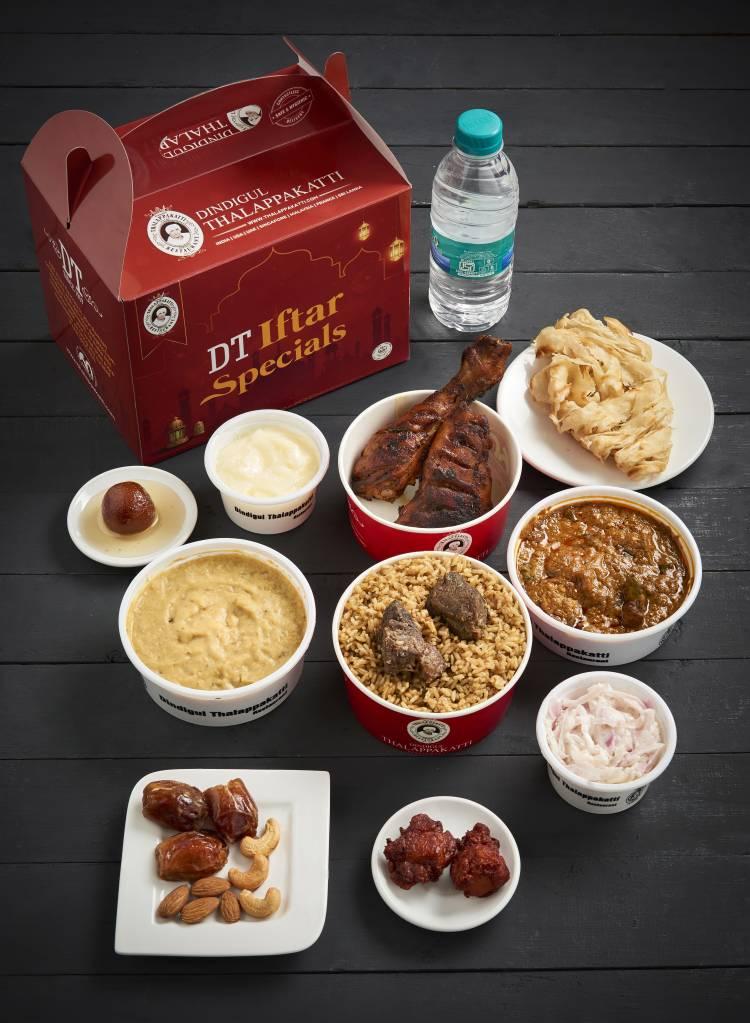 Dindigul Thalappakatti Iftar Meals in a Box