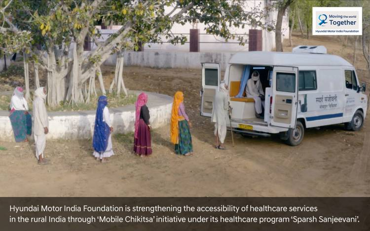 Hyundai Motor India upholds Commitment of Social Values to Serve Humanity for a Healthy Life