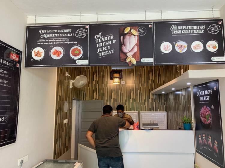 Suguna Daily Fressh provides Safe & Hygienic Chicken
