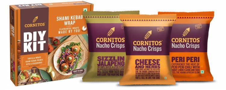 Munch on this monsoon with Cornitos and enjoy an amazing discount