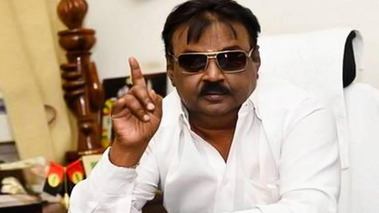 தேமுதிக தலைவர் விஜயகாந்த் மீண்டும் சென்னை மருத்துவமனையில் அனுமதி