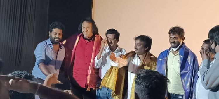 பிஆர்ஓ யூனியன் தேர்தல்: டைமண்ட் பாபு தலைவர், யுவராஜ் செயலாளர்!