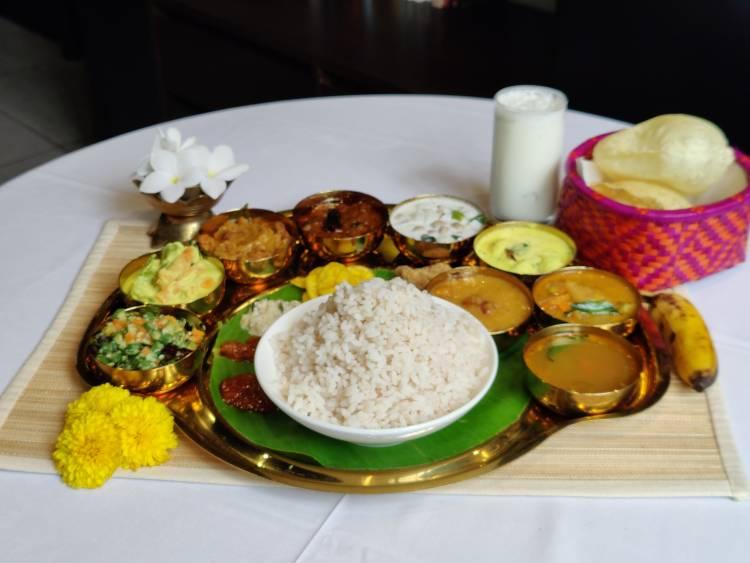 Svasa presents the Exotic Onam Sadya on 21st August at Besant Nagar, Chennai