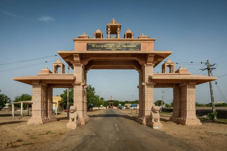 Various attractions are added at zero point of India-Pakistan Border, the only Border Tourism Centre in Gujarat