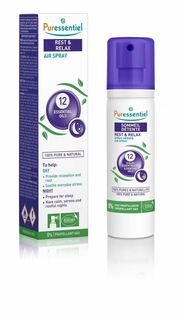 Puressentiel Respiratory Spray makes it to the Best Selling new products in India
