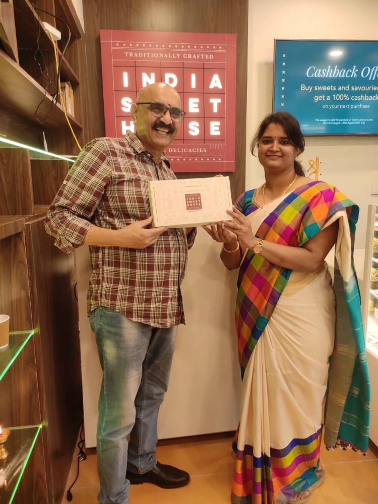 India Sweet House launches in Sanjay nagar