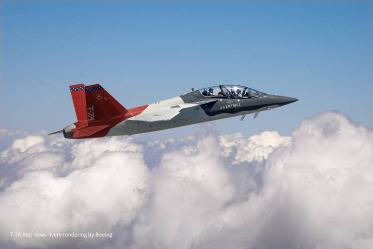 SASMOS-GKN Aerospace Joint Venture in India wins long term, USD multi-million wiring contract with Saab, Sweden for Boeing-Saab T-7A