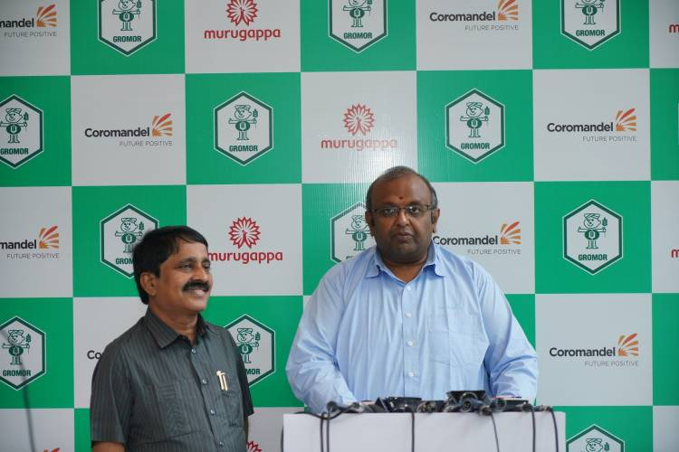 Coromandel launches new fertiliser brand GroShakti Plus