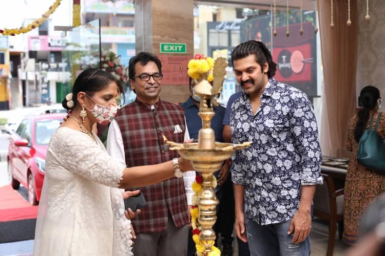 Tanishq launches a new store in Thoraipakkam, Chennai